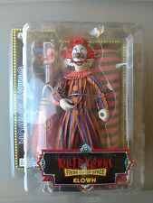 SOTA Toys Now Playing KILLER KLOWNS FROM OUTER SPACE KLOWN Striped Figure MIP