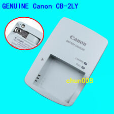 Genuine Canon CB-2LY Battery Charger NB-6L NB-6LH S90 S95 S120 D10 SX500 SX280