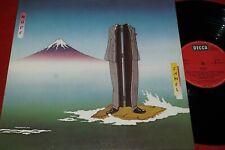 CAMEL Nude / German LP 1981 DECCA GAMA 6.24553 AP