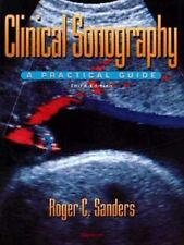 Clinical Sonography: A Practical Guide Paperback Book The Fast Free Shipping