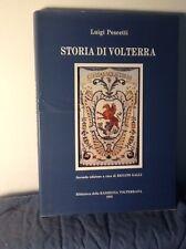 STORIA DI VOLTERRA - Pisa, Toscana, Il Cipresso, Lago Dei Cavalcanti, Roncolla