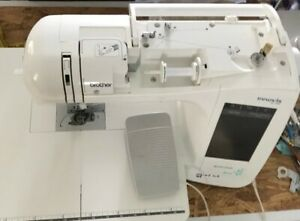Brother Innovis QC1000 Quilt club sewing machine. Great used quilting and sewing