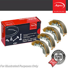 Genuine OE Quality Apec Rear Brake Shoe Set - SHU443