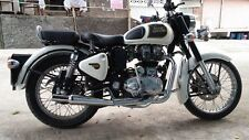 Monster with glasswool for all Royal Enfield bullet