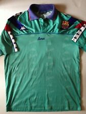 RARE JERSEY KAPPA BARCA - FC BARCELONE SAISON 1995 N°9 - STOICHKOV // TAILLE XL