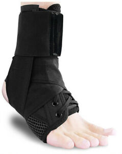 Ankle Support Brace Compression Sleeve Foot Orthosis Stabilizer Strap Sock