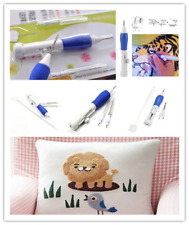 Best-selling Magic Embroidery Pen Embroidery Needle Weaving Tool Fancy New
