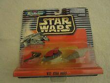 Star Wars Micro Machines Collection VII-Jabba'sBarge,RebelBike,MonCalamariCruise