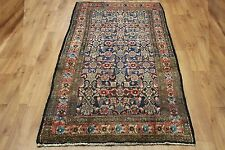 OLD WOOL HAND MADE PERSIAN ORIENTAL FLORAL RUNNER AREA RUG CARPET 202 X 112CM
