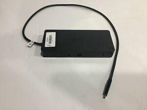 DELL GENUINE USB C Pro DOCK Docking Station K20A WD19 HDMI DP TYPE *INC PSU