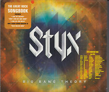 Styx : Big Bang Theory  CD in Slipcase FASTPOST