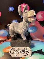 Dreamworks Shrek the Third 6� Donkey Plush Rare