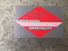 Paula Abdul - Under My Spell Tour - Hospitality Pass - Grey/Red