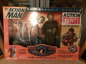 Action Man 30th Anniversary Collectors Edition Soldier Hasbro Accessories