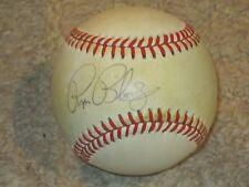 Ron Blomberg Autographed Baseball JSA Auc Certified