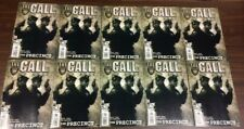POLICE MARVEL COMIC BOOK;CALL OF DUTY #1 -1st PRINTS NYPD 9/11 -LOT OF 10 COPIES