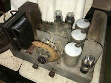 New ListingAntique Philco Model 20 Chassis With Speaker And Tubes - Working/Tested