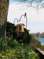 New listing Oriole Feeder Homemade Cedar