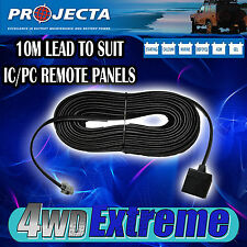 PROJECTA REMOTE LEAD 10M EXTENSION SUIT IC1500 IC2500 IC5000 CHARGERS ICLEAD-10m
