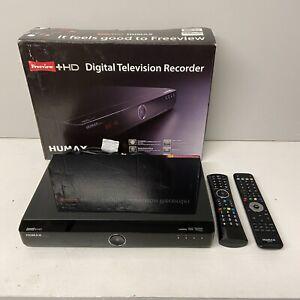 HUMAX HDR-FOX T2/GB FREEVIEW + HD DIGITAL TELEVISION RECORDER 500GB - BOXED