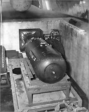 Photo: 2nd Look Atomic Bomb Little Boy In The Bomb Pit On Tinian, August 5, 1945