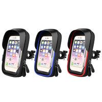 Bicycle Bike Phone Bag Holder Waterproof MTB Bike Handlebar Touch Screen Case