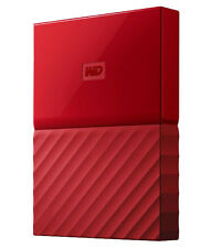 HARD DISK ESTERNO WESTERN DIGITAL MY PASSPORT NEW 1TB 2TB 3TB 4TB USB 3.0