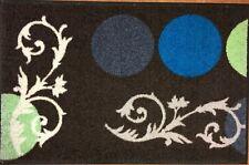 KLEEN-TEX wash+dry Wohnmatte / Fußmatte Vintage Chocolate 026907 ca. 50 x 75cm