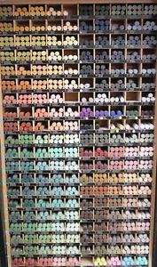 Schmincke 400 verschiedene einzelne Pastelle 3