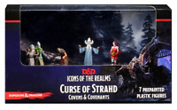 Covens & Covenants Curse of Strahd Premium Box Set D&D Icons of the Realms 10/7