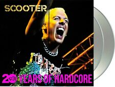 "SCOOTER"" 20 years of Hardcore"" 2cd nuovo Best of/Greatest Hits"