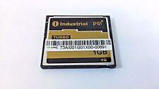 1 Pcs Pqi Compact Flash Memory Card 1GB TURBO Industrial Photo Camera Card