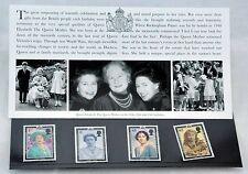 Great Britain. Queen Elizabeth Booklet/stamps 2002 Scott 2044-2047. Mnh (Bi#B29)