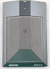 New Shure BETA 91A Kick Drum Condenser Boundary Mic Dealer Make Offer Buy It Now