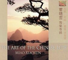 Art of the Chinese Flute (Eng) * by Miao Xiaoyun (CD, May-2004, Arc Music)