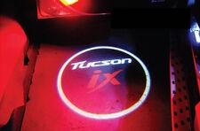 LED Door Logo Light 2Pcs 1Set  For Hyundai Tucson ix35 2011 2015
