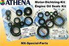 ATHENA MOTOR JUNTA ANILLO kit Engine oil seals SET SUZUKI RMZ RM-Z 450 RMZ450