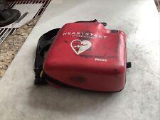 Philips M3861a Heartstart Defibrillator No Battery No Pads