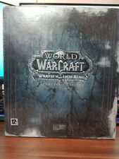 World of Warcraft - Wrath of the Lich King Collectors Edition - New Sealed!