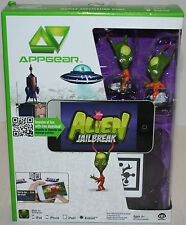 NEW APPGEAR Alien Jailbreak for iPod, iPhone, iPad2 & Android, Ages 9+ Free ship