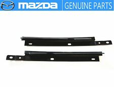MAZDA 1989-1992 RX-7 FC3S Front Bumper Plate Support  Protector Set OEM JDM