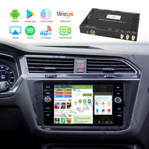 Android Infotainmentsystem Autoradio Navi GPS für VW Tiguan Polo Touran Crafter