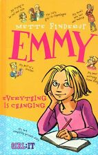 NEW! GIRL:IT - Emmy Everything Is Changing by Mette Finderup (Hardback)