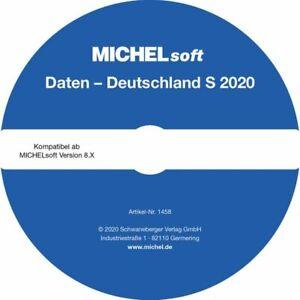 MICHEL-Daten/Update 2020 Briefmarken Deutschland S – für Soft