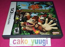 DK JUNGLE CLIMBER NINTENDO DS TRES BON ETAT  VERSION  US AMERICAINE