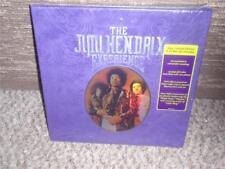 JIMI HENDRIX EXPERIENCE / 8 LP BOX VELVET  2000 PRESS  SEALED...GETTING SCARCE