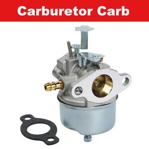 Carburetor Fit For Tecumseh H30 H50 H60 HH60 632230 632272 Engine Carb  Gasket