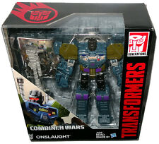 Transformers Generations Combiner Wars Onslaught Voyager Action Figure MIB Toy