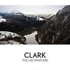 CLARK-LAST PANTHERS (DLCD)  VINYL LP NEW