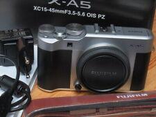FujiFilm X-A5 Body/Silber im Neuzustand!